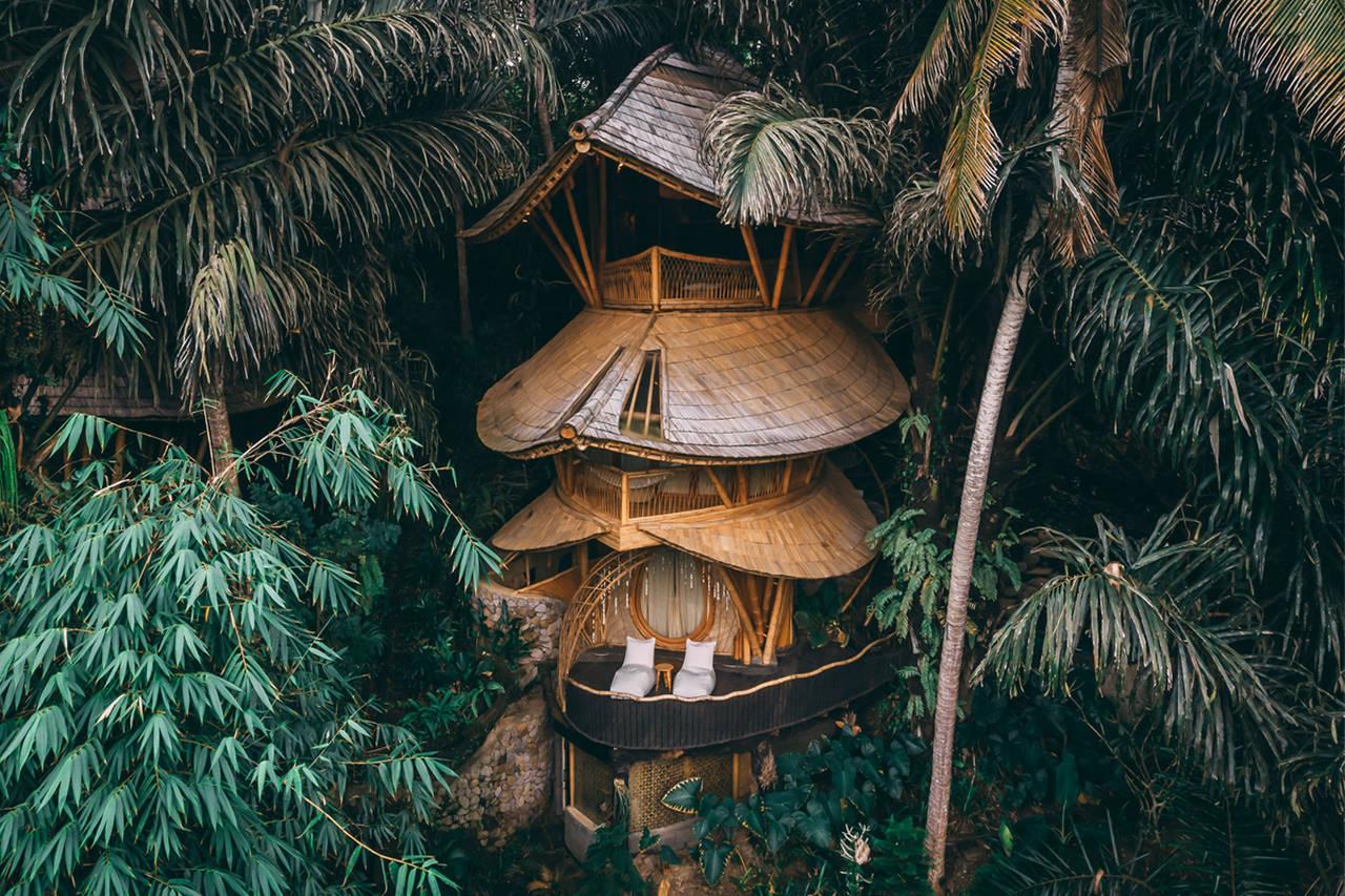 Aura House, Green Village Bali
