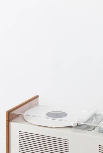 Braun SK5 Turntable by Dieter Rams