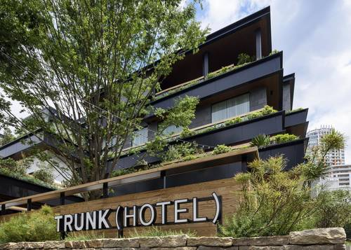 Exterior of Trunk (Hotel)